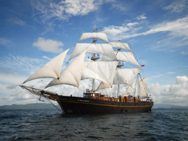 3. Tall Ship Training