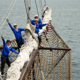 Tall Ship Training